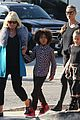 heidi klum sunday lunch with her parents kids 16