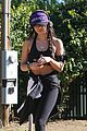vanessa hudgens shows off rockin body on hike 04