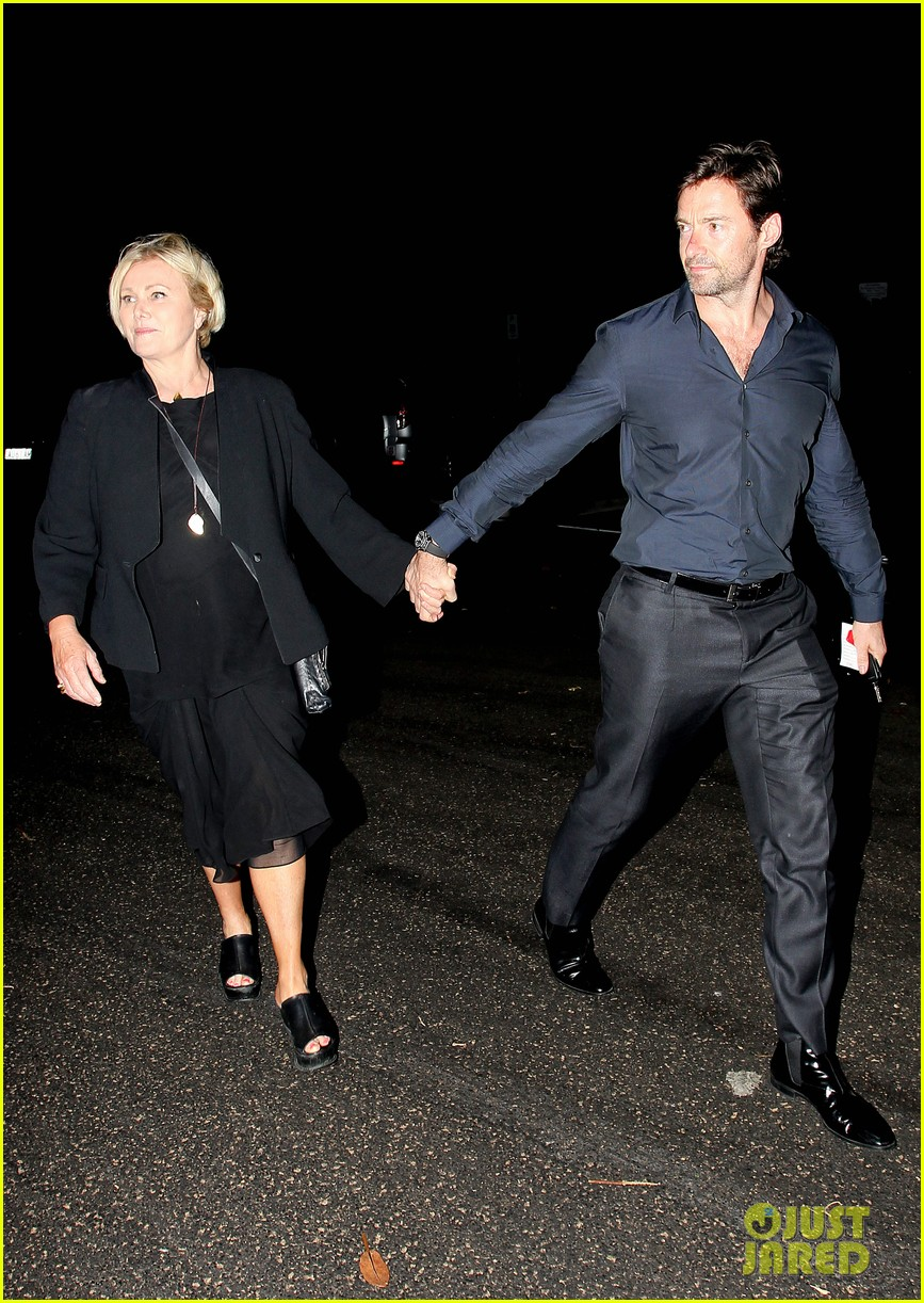 hugh jackman naomi watts their spouses enjoy dinner together in sydney 123014842