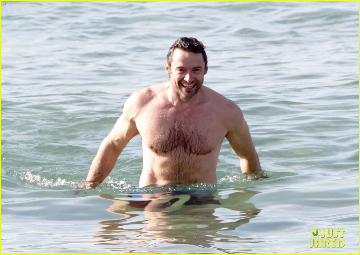 hugh jackman goes sexy shirtless after pan casting news 023015053