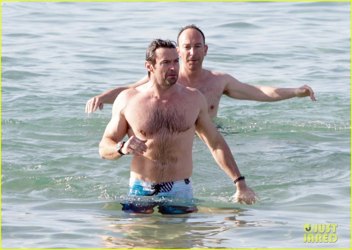hugh jackman goes sexy shirtless after pan casting news 123015063