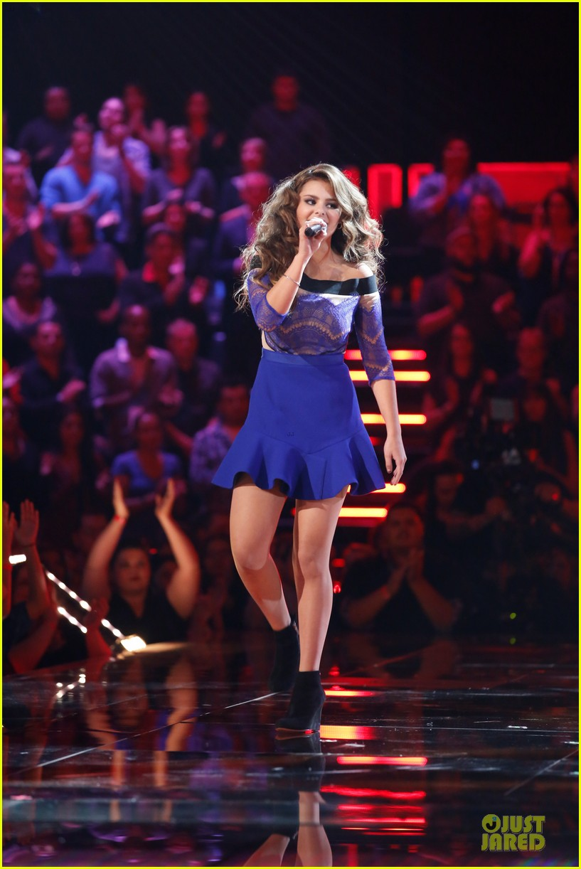 jacquie lee paramore the voice performance video 013013970