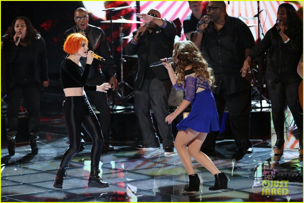 jacquie lee paramore the voice performance video 103013979