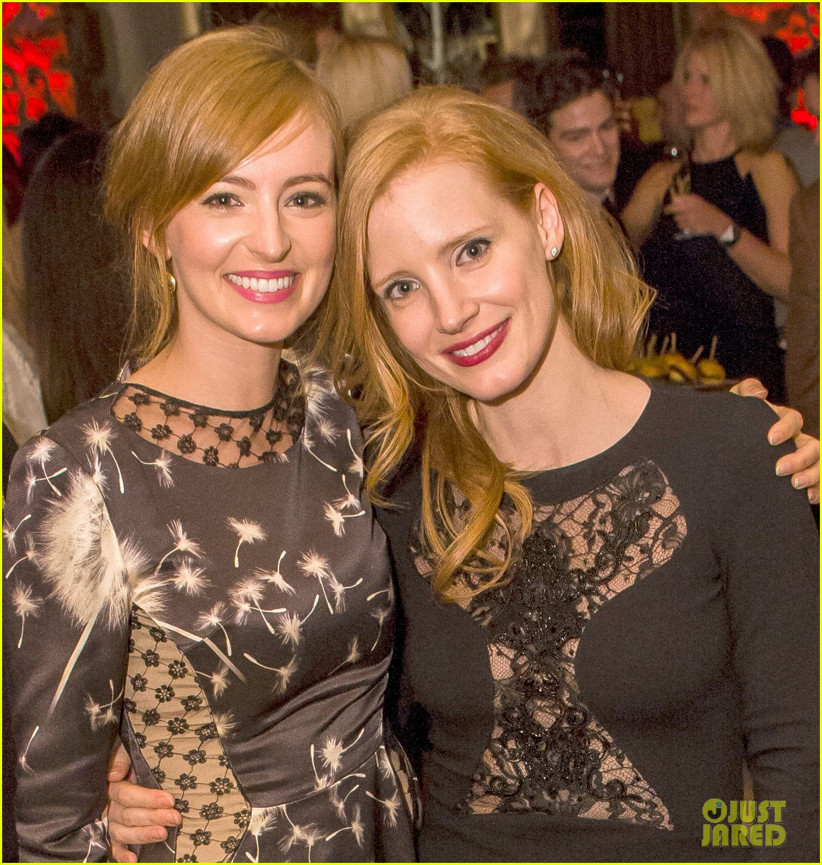 jessica chastain ahna oreilly audi aspen party pals 013016182