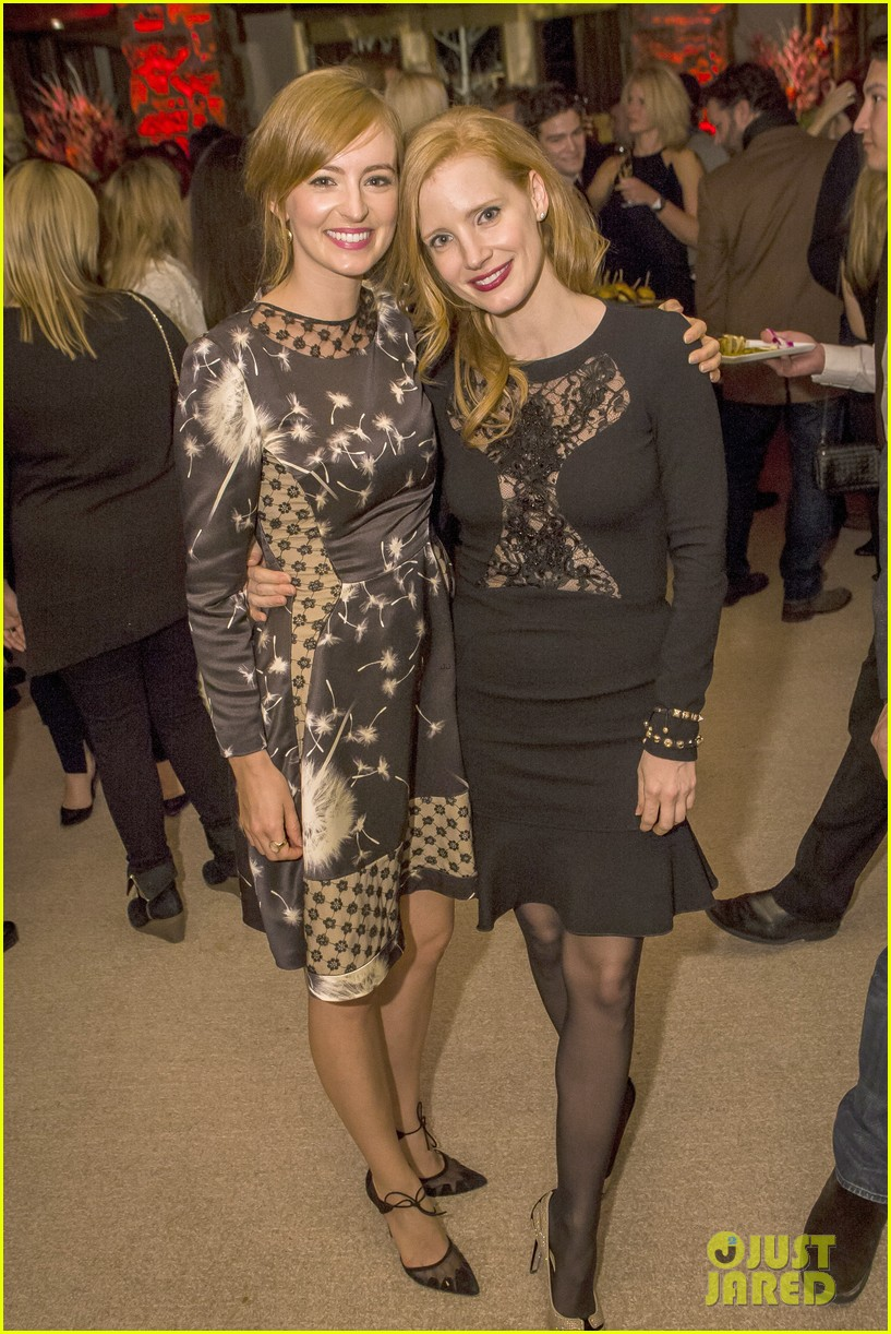 jessica chastain ahna oreilly audi aspen party pals 053016186