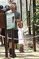 angelina jolie brad pitt visit the zoo with all six kids 10