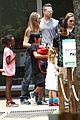 angelina jolie brad pitt visit the zoo with all six kids 59