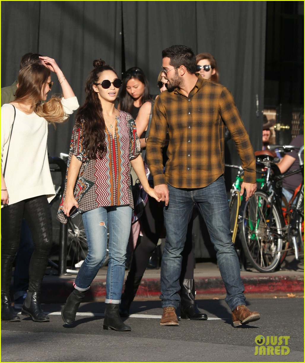 joe jonas jesse metcalfe lunch with their gals 133019775