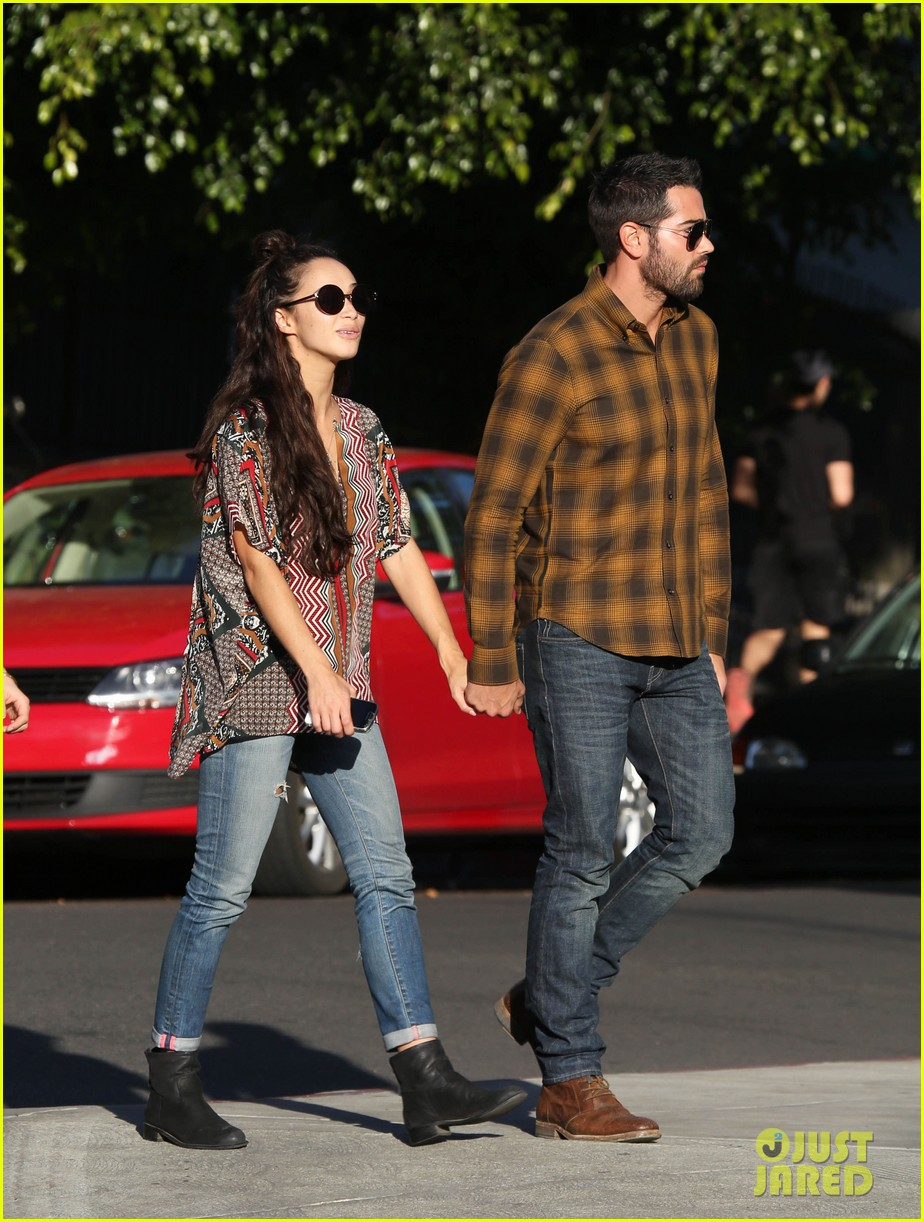 joe jonas jesse metcalfe lunch with their gals 173019779