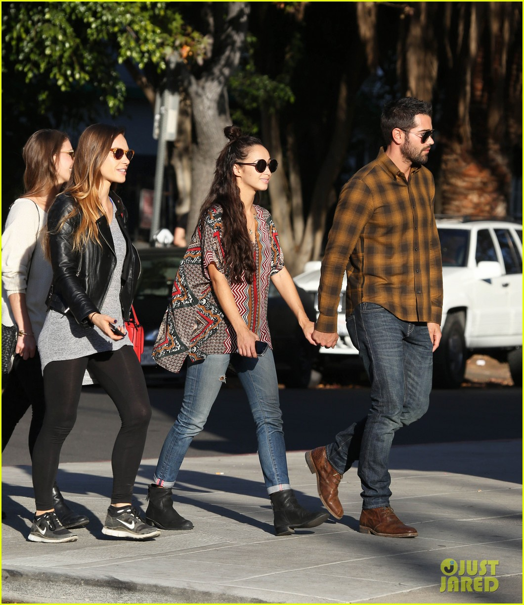 joe jonas jesse metcalfe lunch with their gals 20