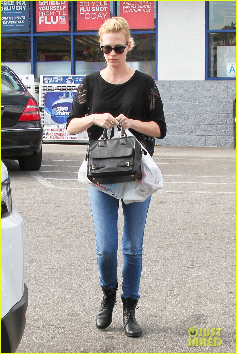 january jones buy mad men christmas cd for the holidays 013013659