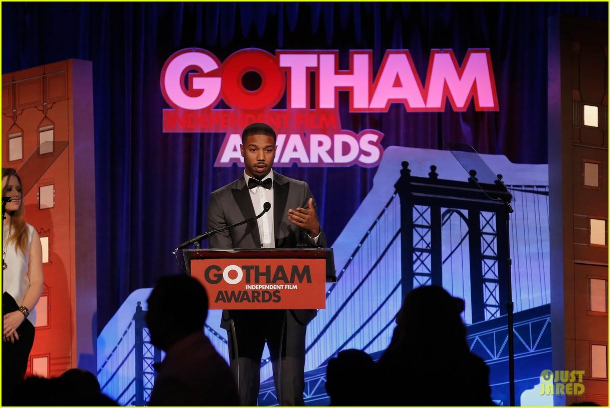 michael b jordan wins breakthrough actor at gotham awards 133003839
