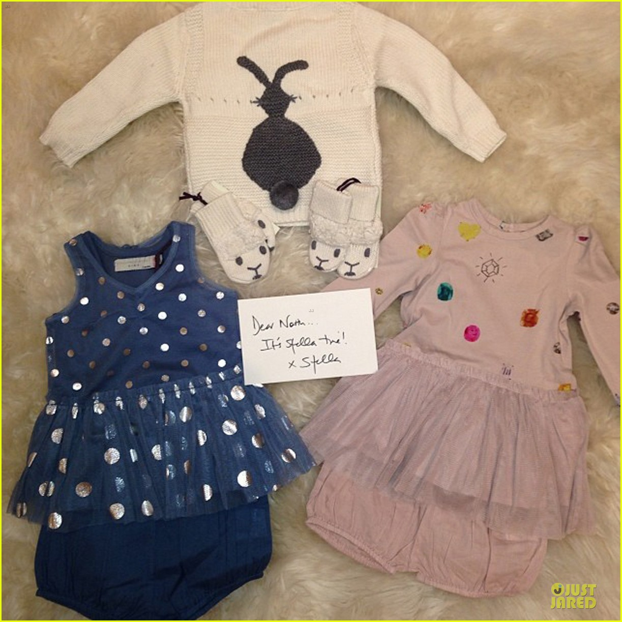 kim kardashian shows off north west designer christmas gifts 033016824