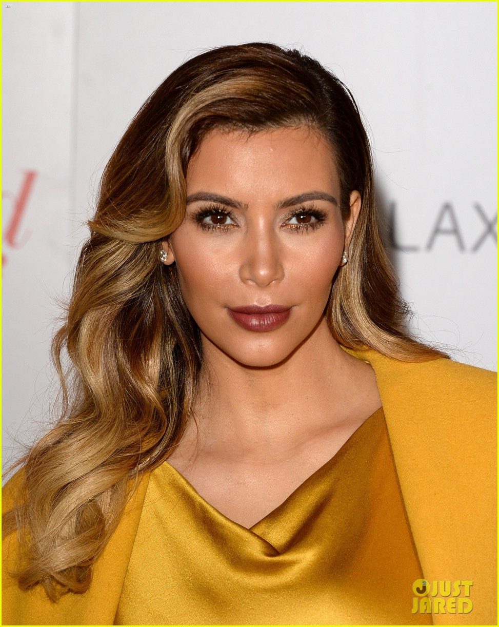 kim kardashian thr women in entertainment breakfast 073009783