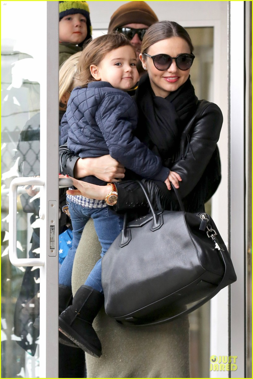 miranda kerr new years eve helicopter ride with flynn 123020598