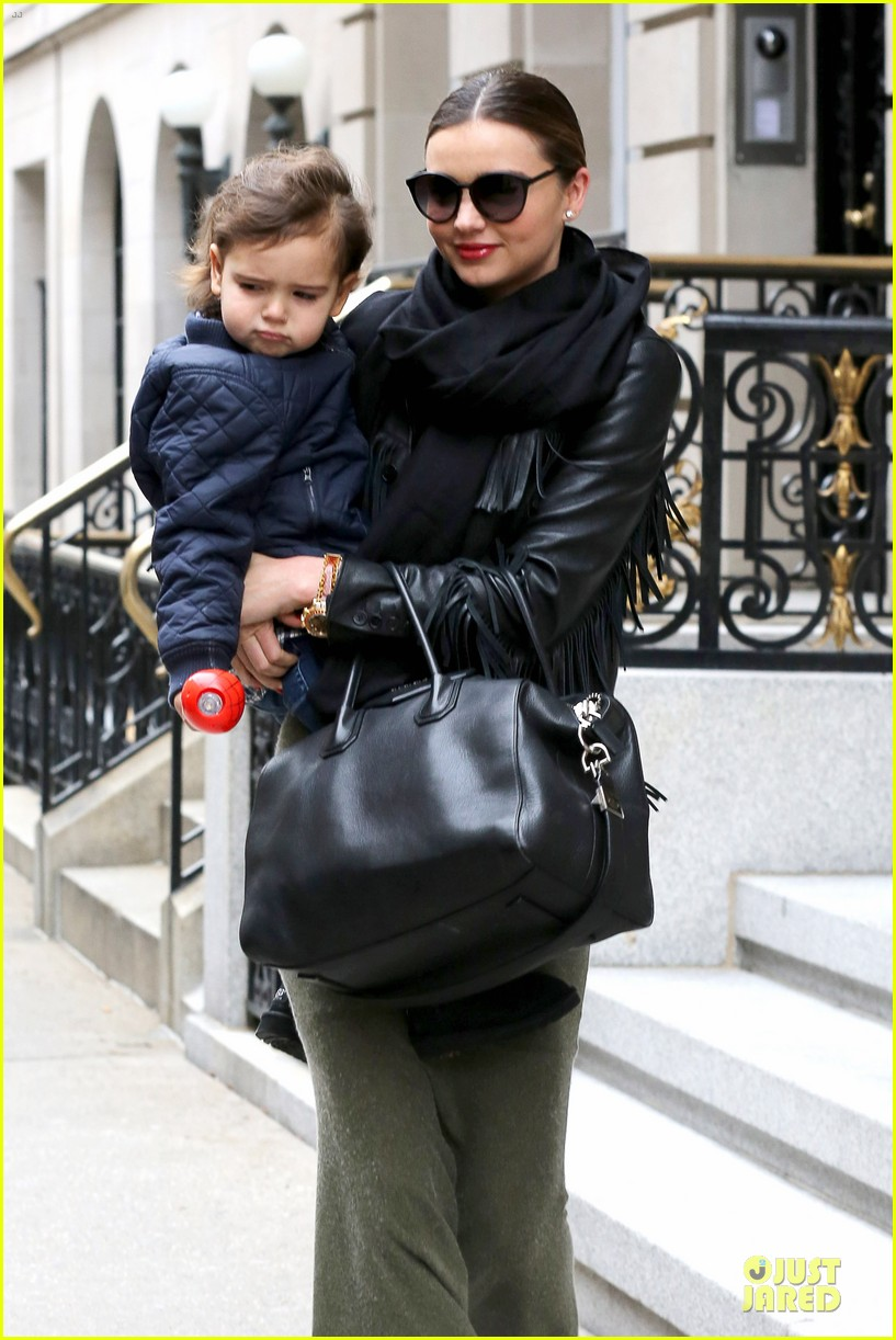 miranda kerr new years eve helicopter ride with flynn 173020603