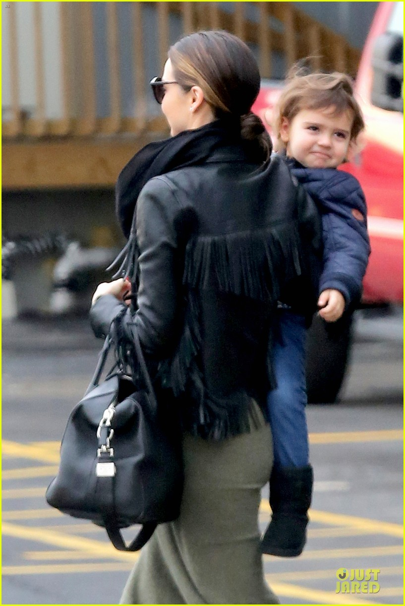 miranda kerr new years eve helicopter ride with flynn 183020604