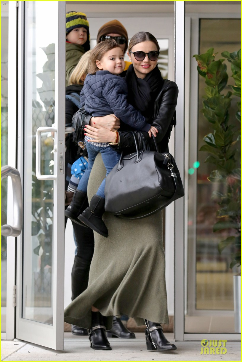 miranda kerr new years eve helicopter ride with flynn 25