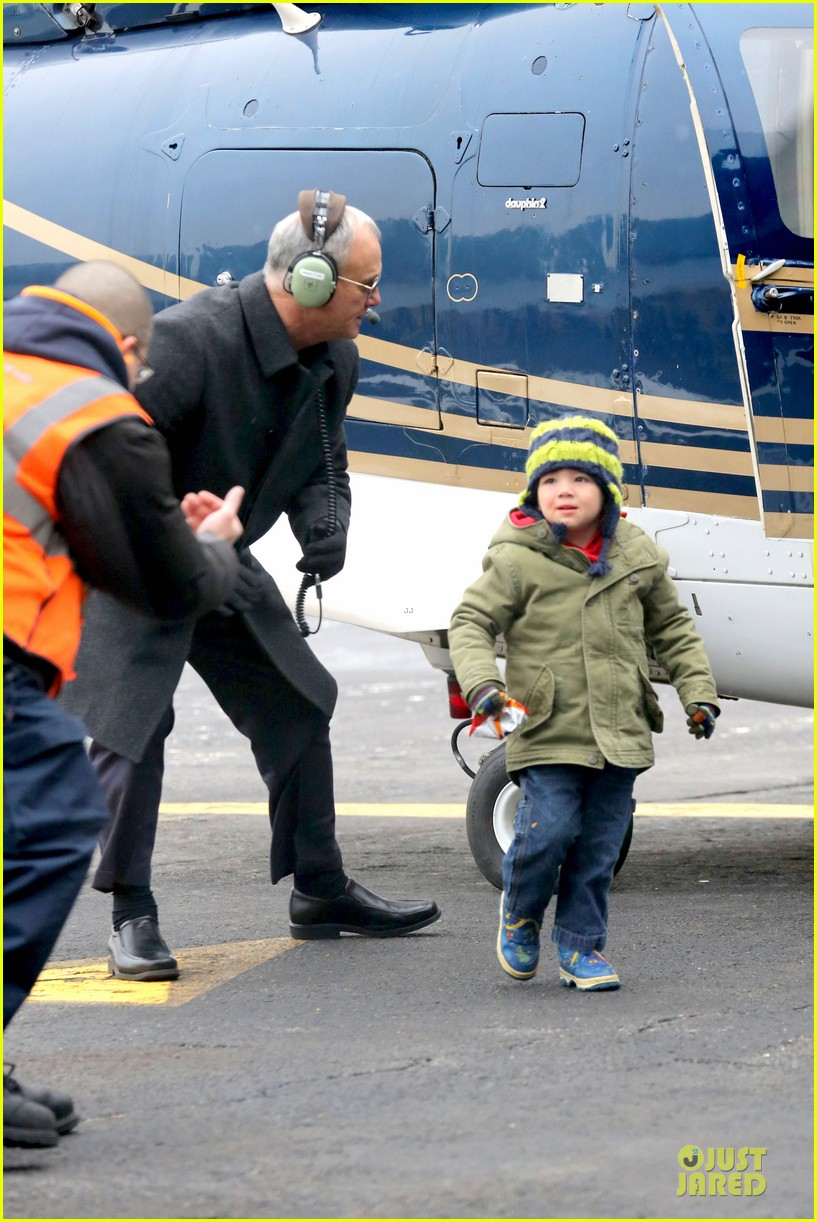 miranda kerr new years eve helicopter ride with flynn 293020615