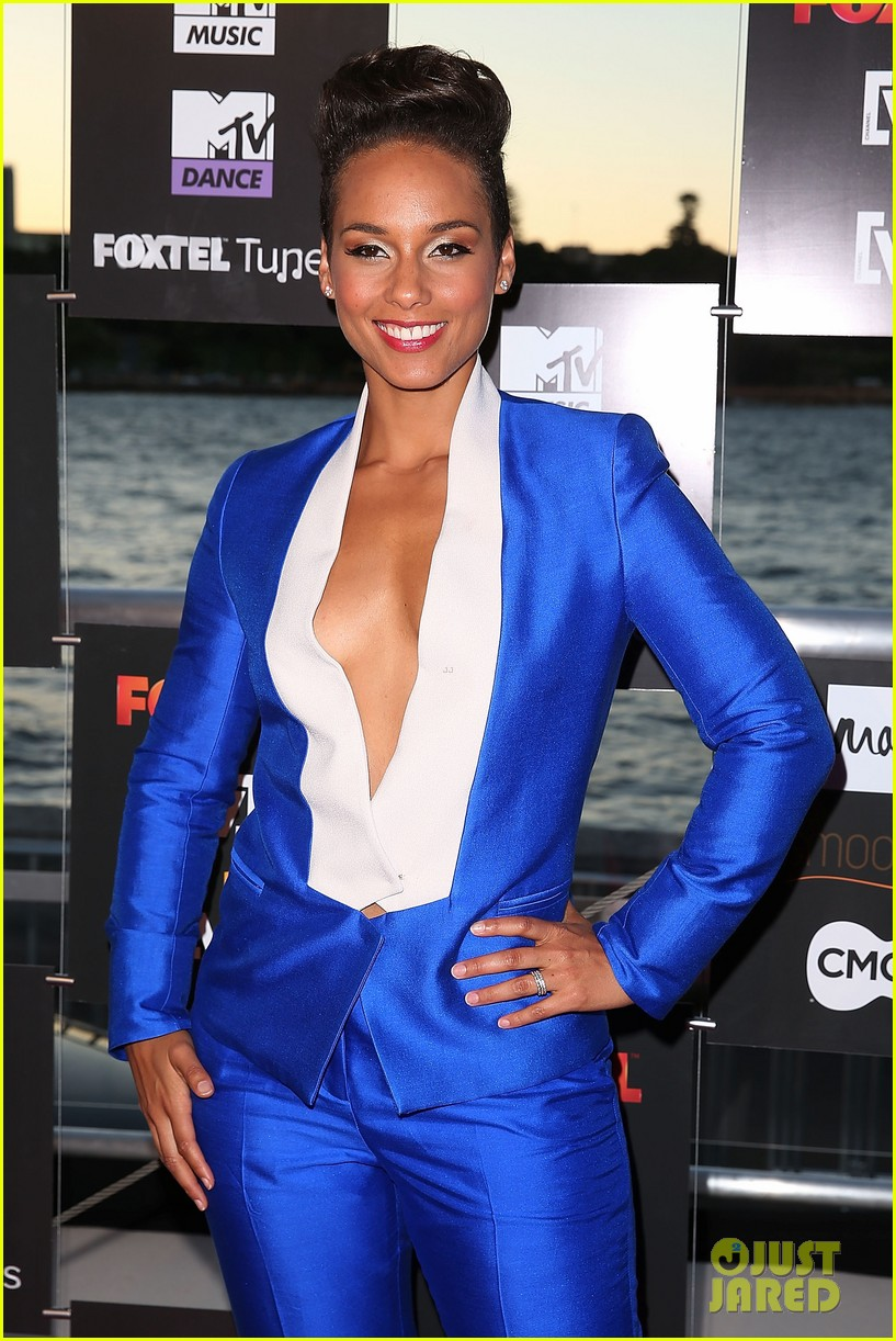alicia keys foxtels music channels summer launch 073004272