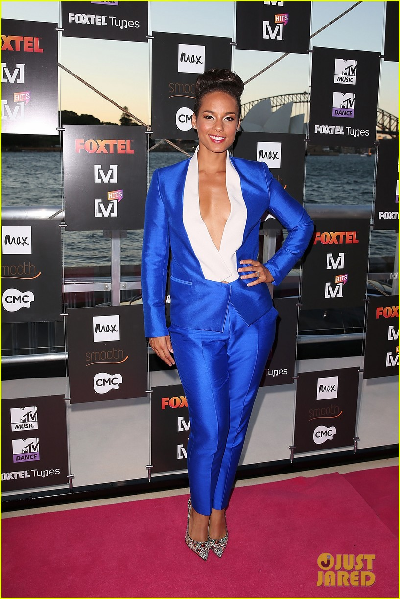 alicia keys foxtels music channels summer launch 083004273