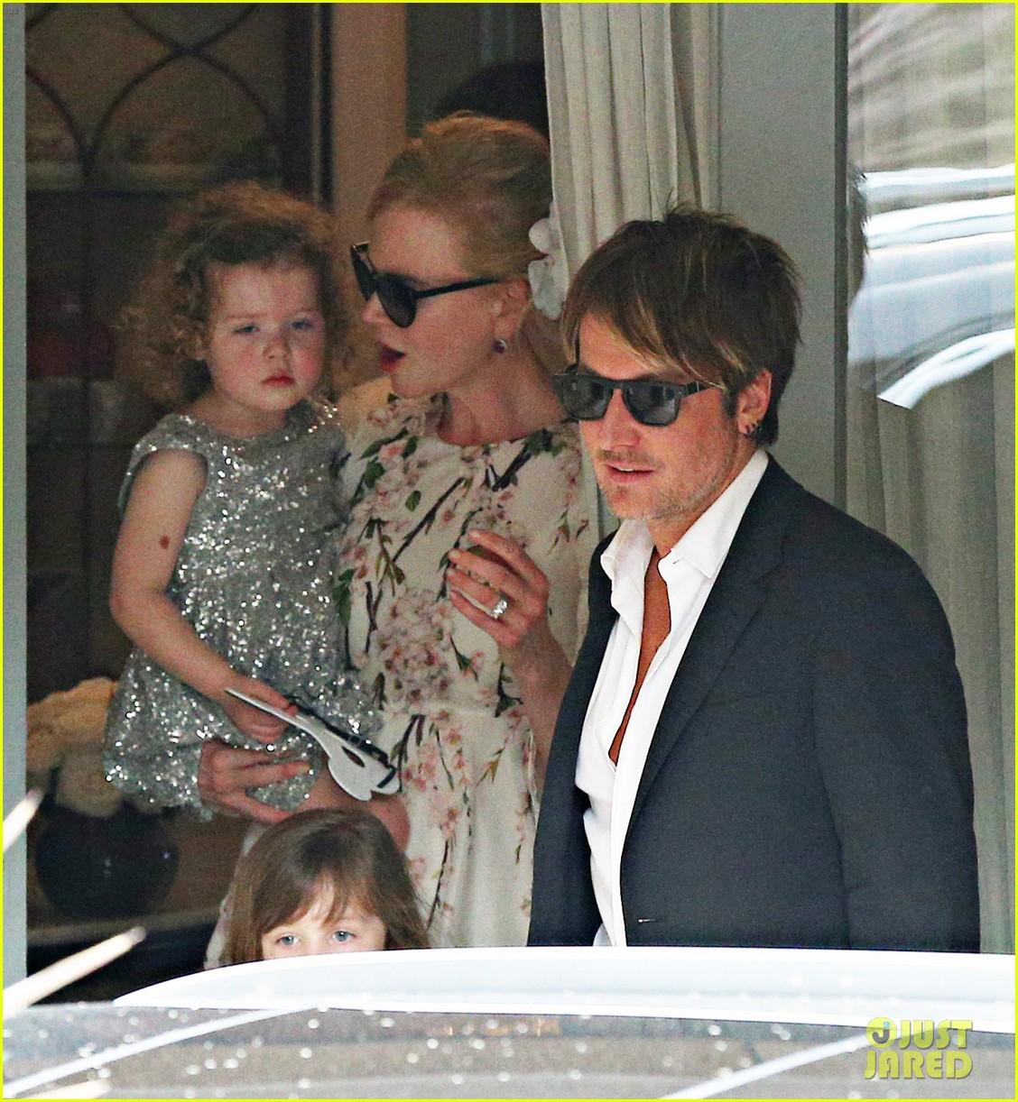 Nicole Kidman Keith Urban Anniversary: Nicole Kidman & Keith Urban: Parents' 50th Anniversary