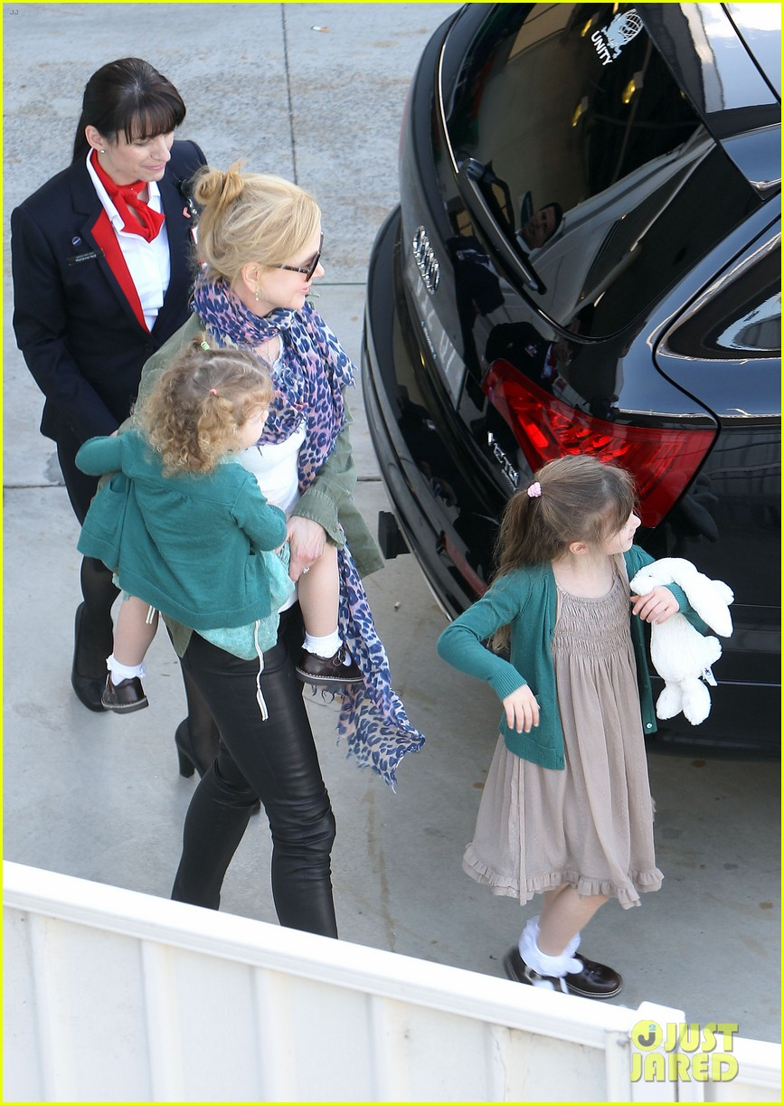 nicole kidman australia arrival with faith sunday 123014406