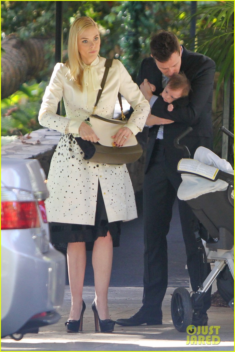 jaime king brunch date with kyle newman baby james 013019639