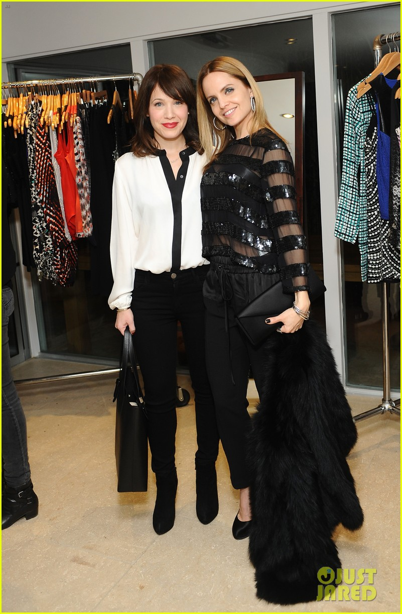 jaime king rashida jones a parker party 033009625