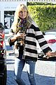 heidi klum post thanksgiving lunch with the kids 02