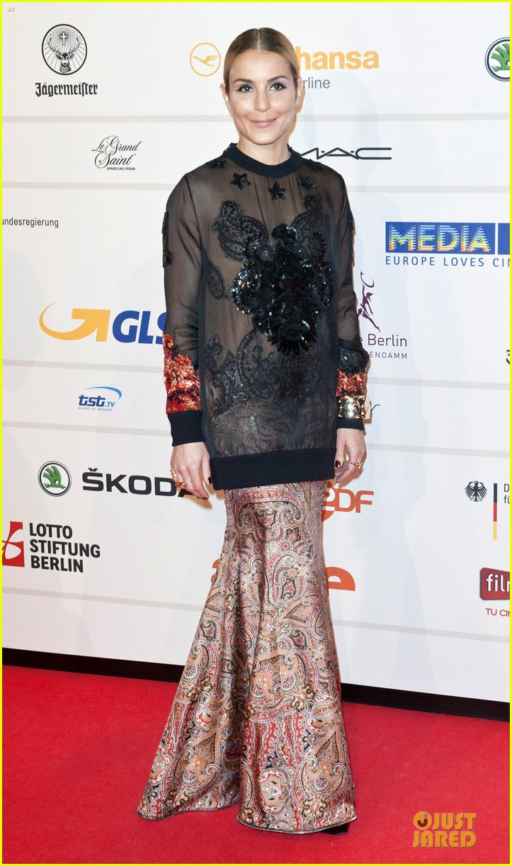 diane kruger noomi rapace european film awards 09