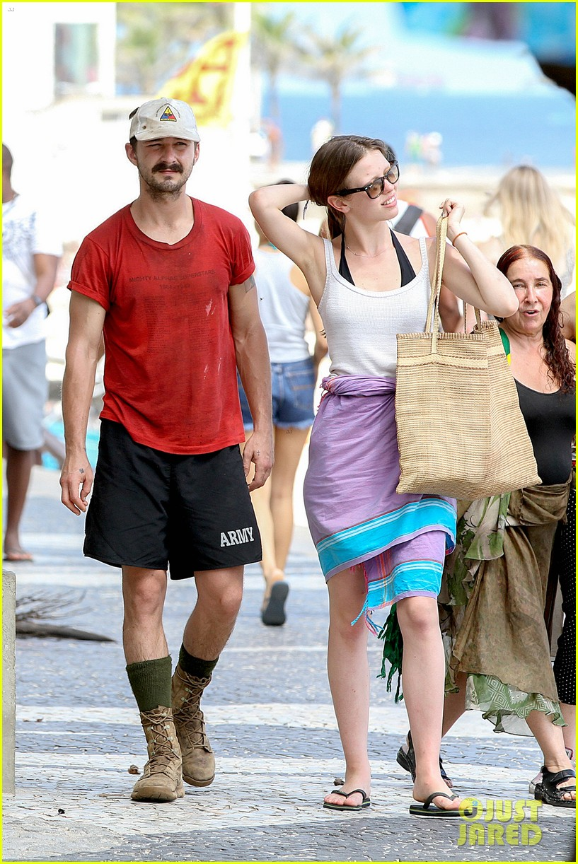 shia labeouf escapes to rio after plagiarism controversy 013018387