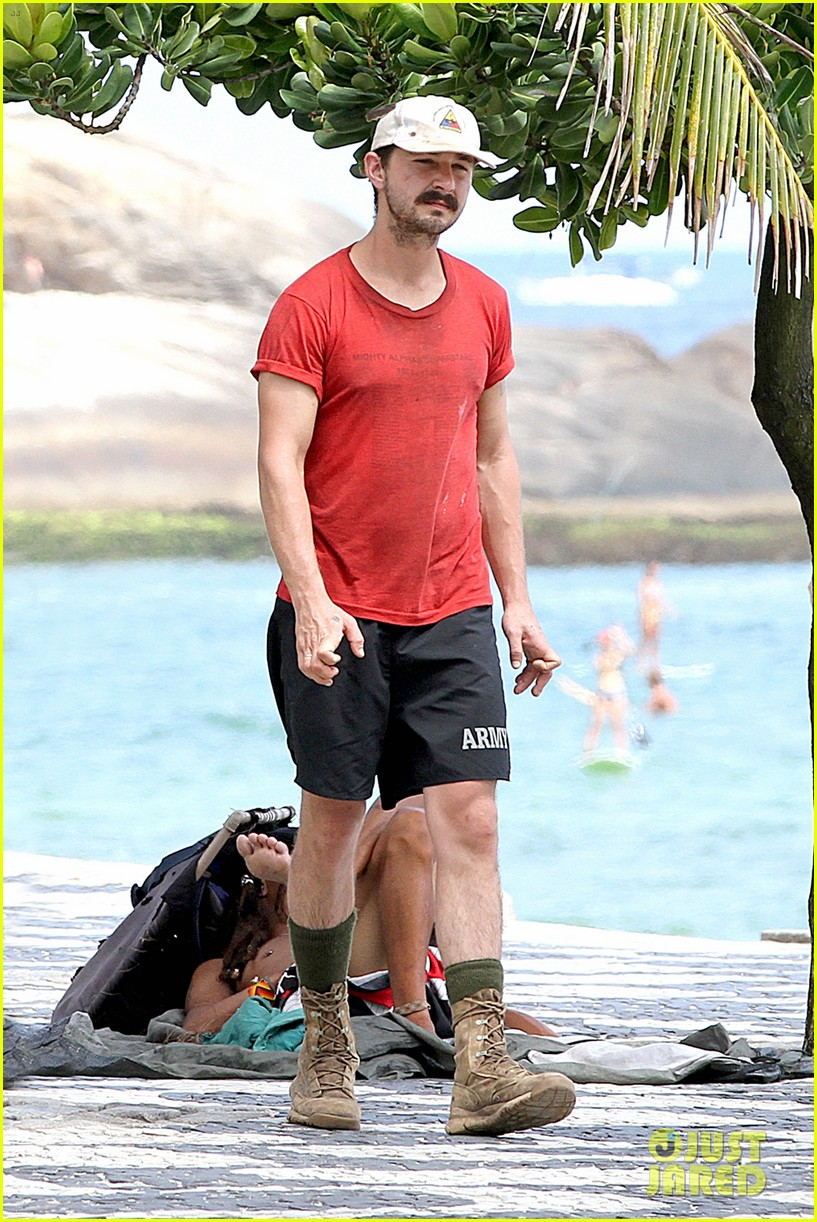shia labeouf escapes to rio after plagiarism controversy 063018392