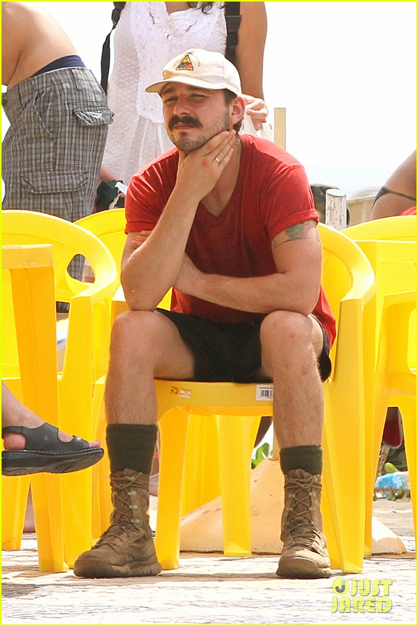 shia labeouf escapes to rio after plagiarism controversy 083018394