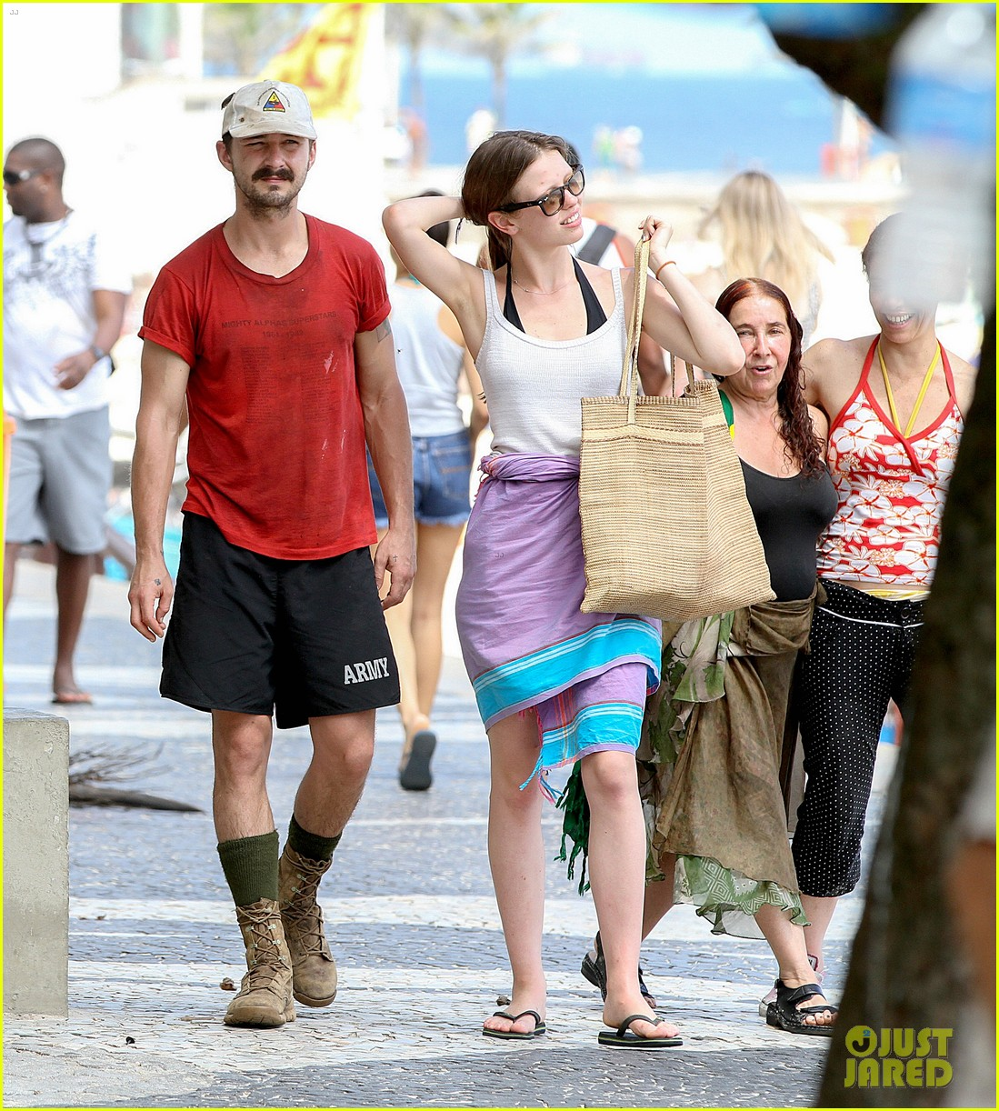 shia labeouf escapes to rio after plagiarism controversy 133018399