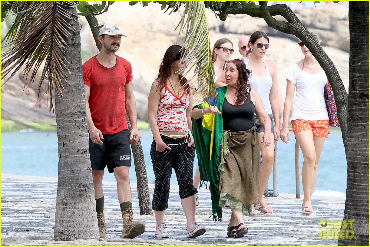 shia labeouf escapes to rio after plagiarism controversy 253018411