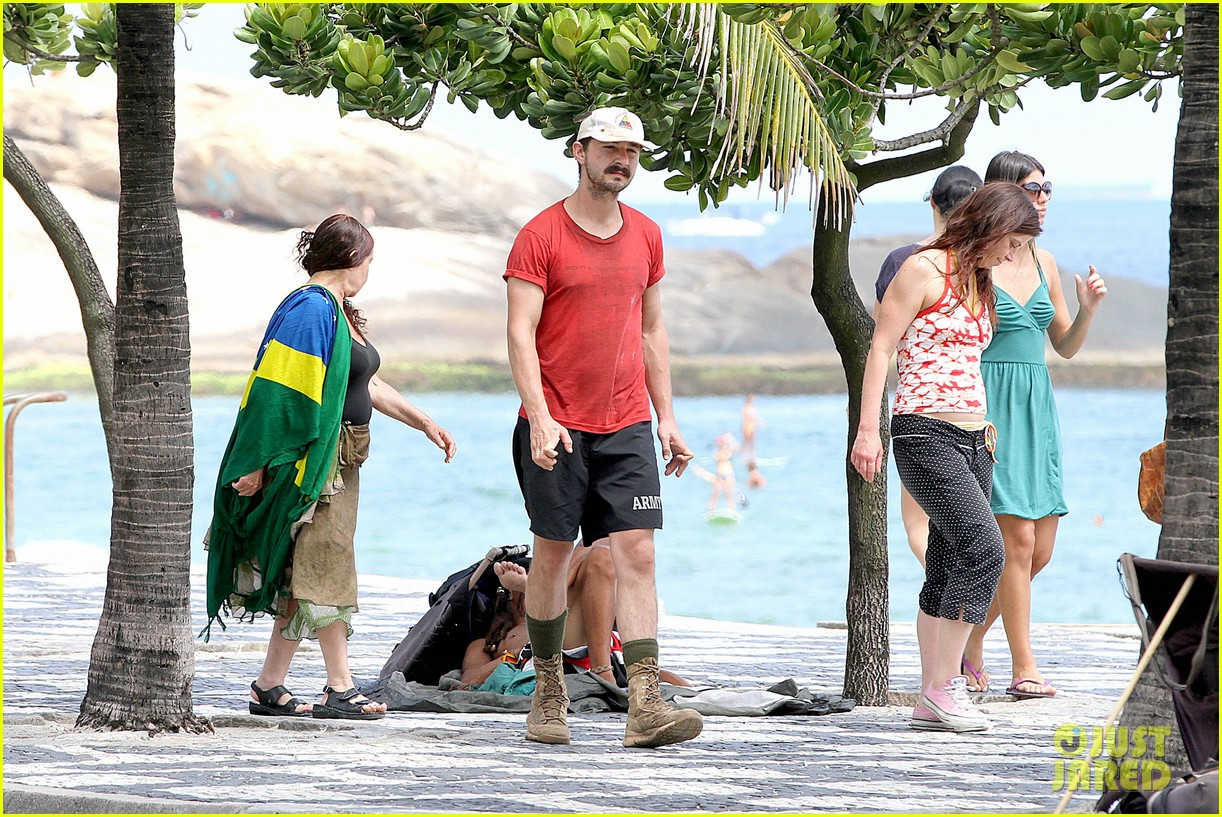 shia labeouf escapes to rio after plagiarism controversy 263018412