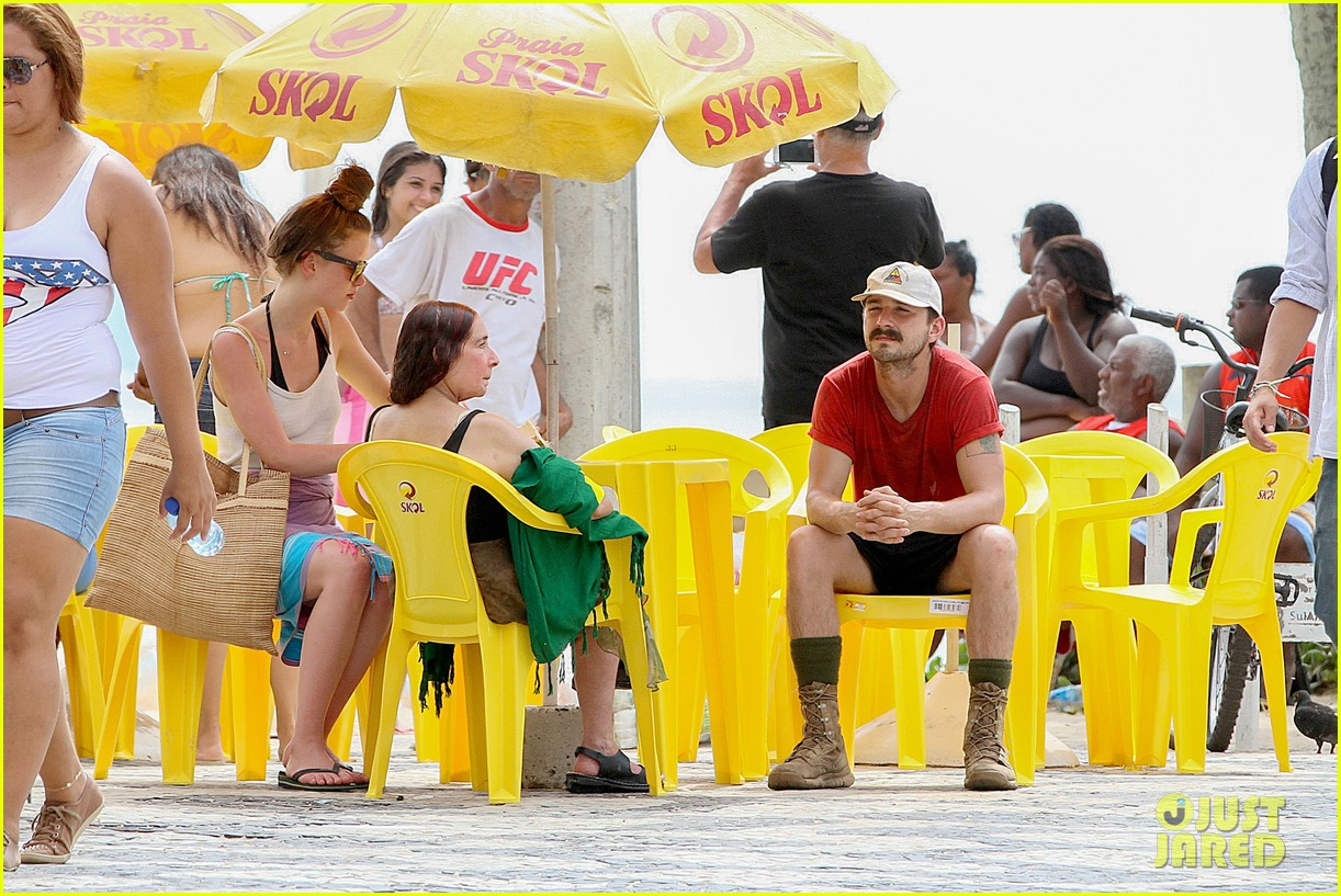 shia labeouf escapes to rio after plagiarism controversy 273018413
