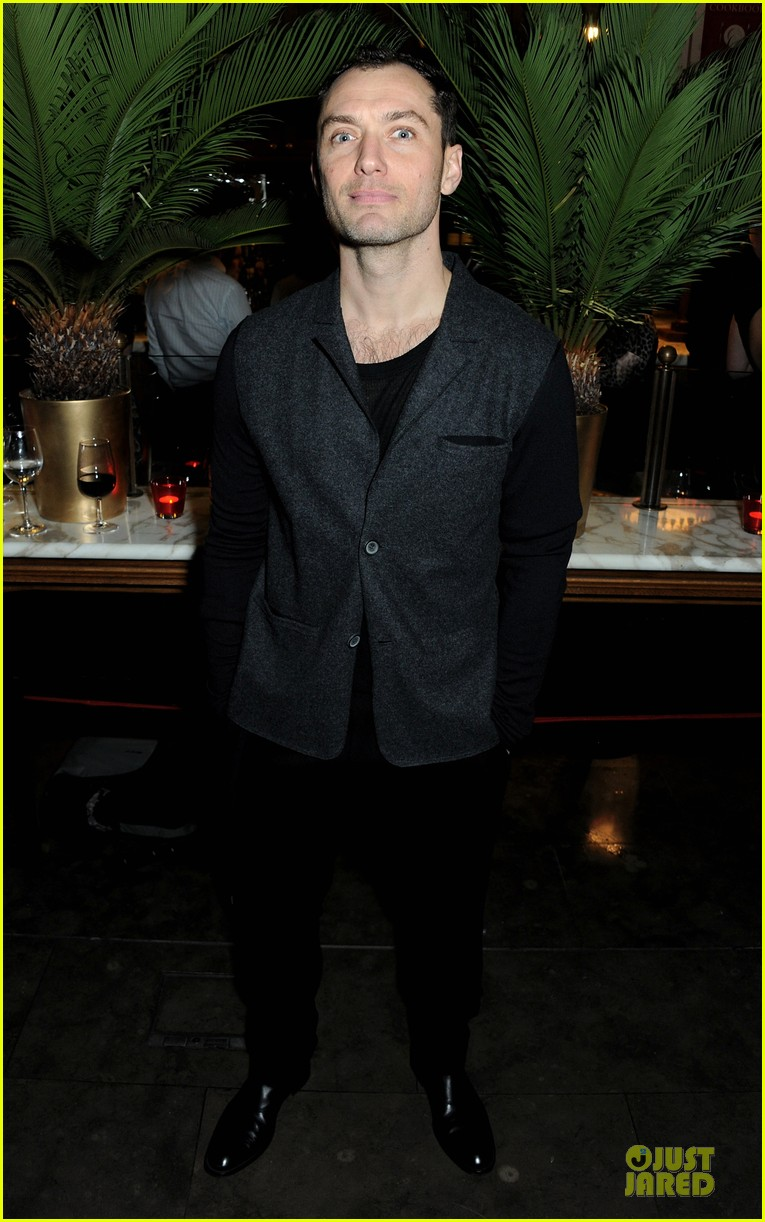 jude law henry v press night performance after party 033004618