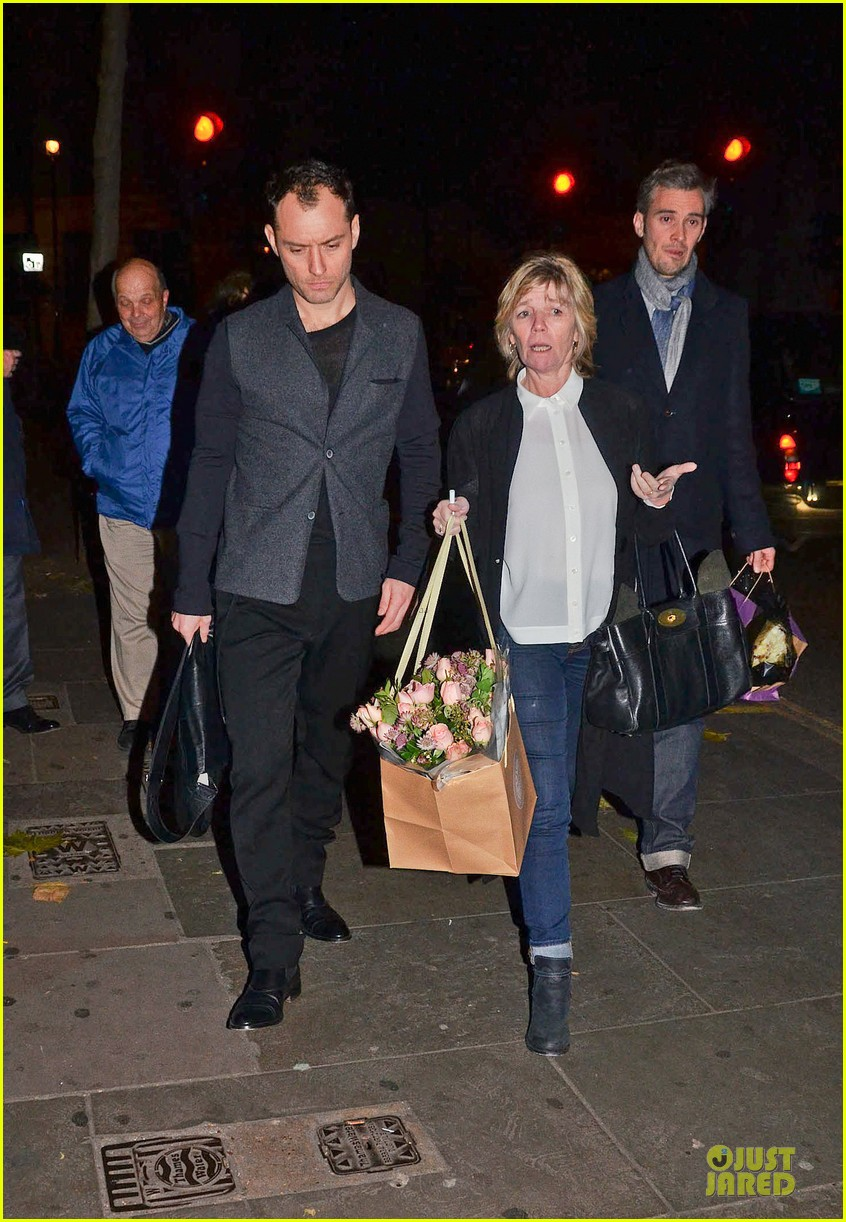 jude law henry v press night performance after party 063004621
