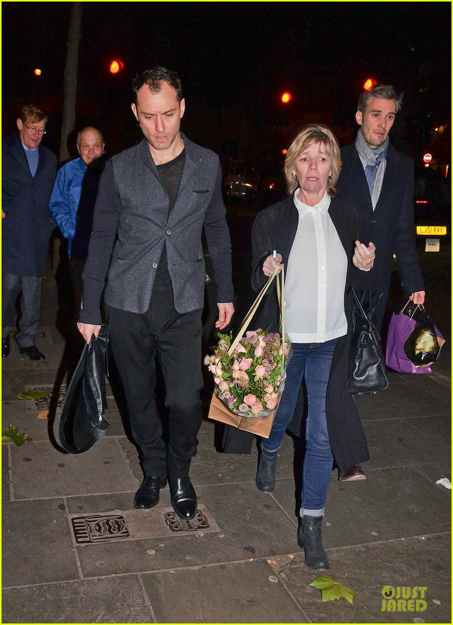 jude law henry v press night performance after party 073004622