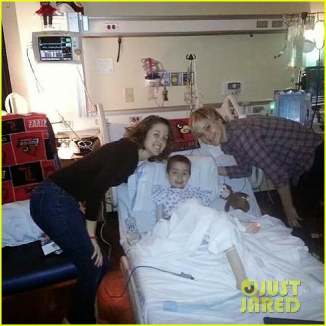 jennifer lawrence visits childrens hospital in louisville 063017251
