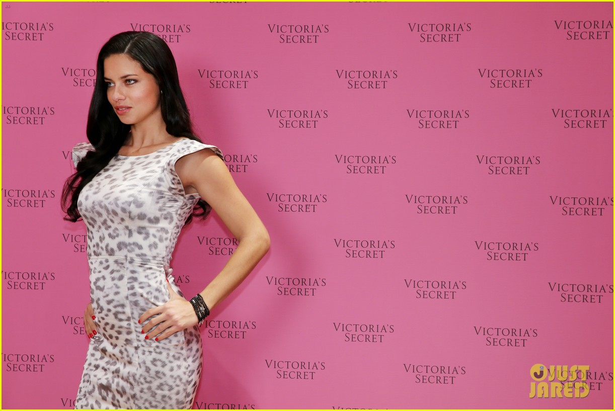 adriana lima launches victorias secret fantasy bra in dubai 223012889