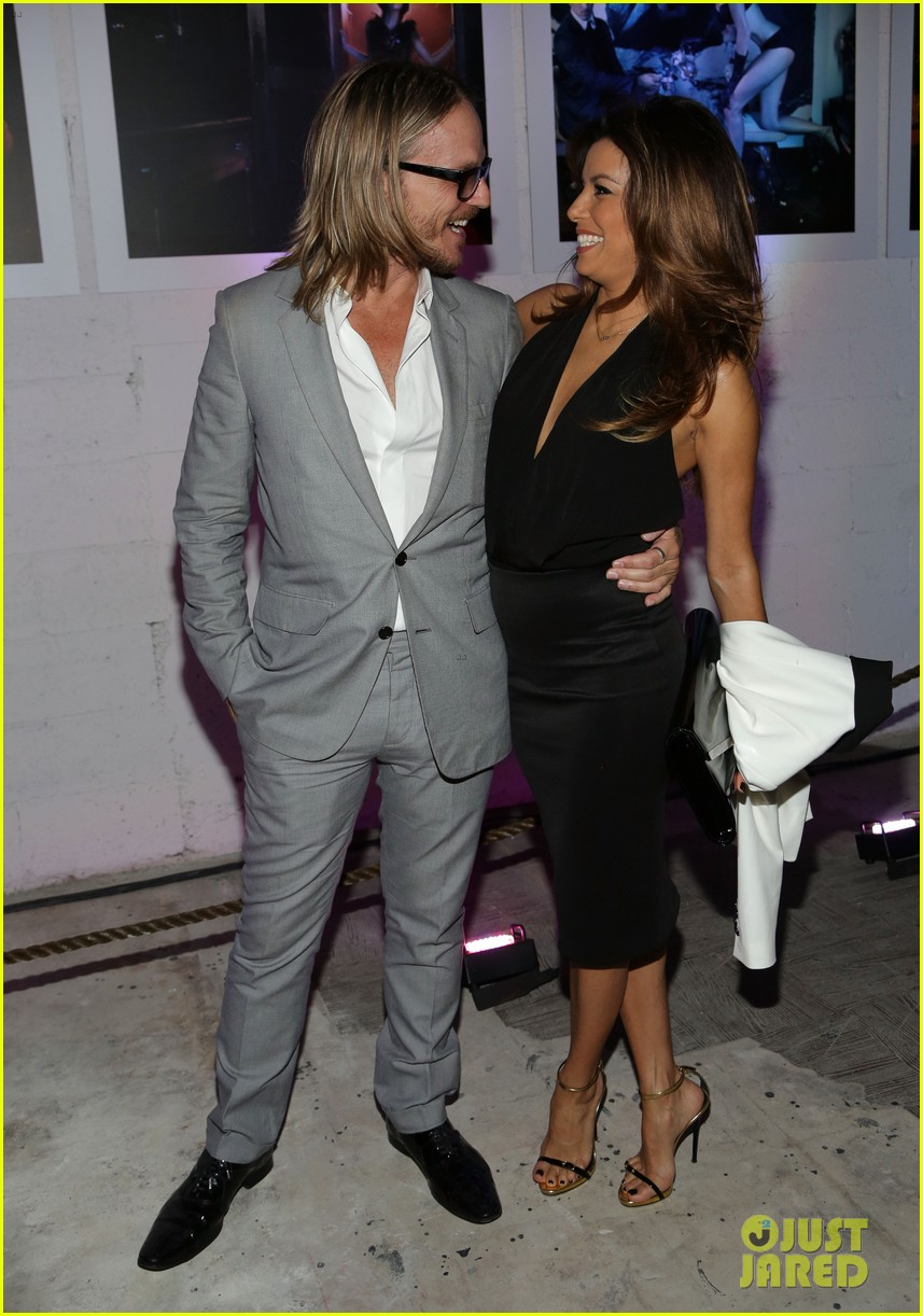 eva longoria kevin spacey moments in motion exhibit 093006136