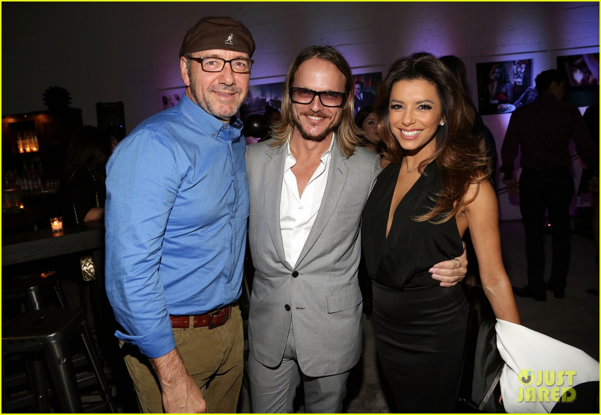 eva longoria kevin spacey moments in motion exhibit 103006137