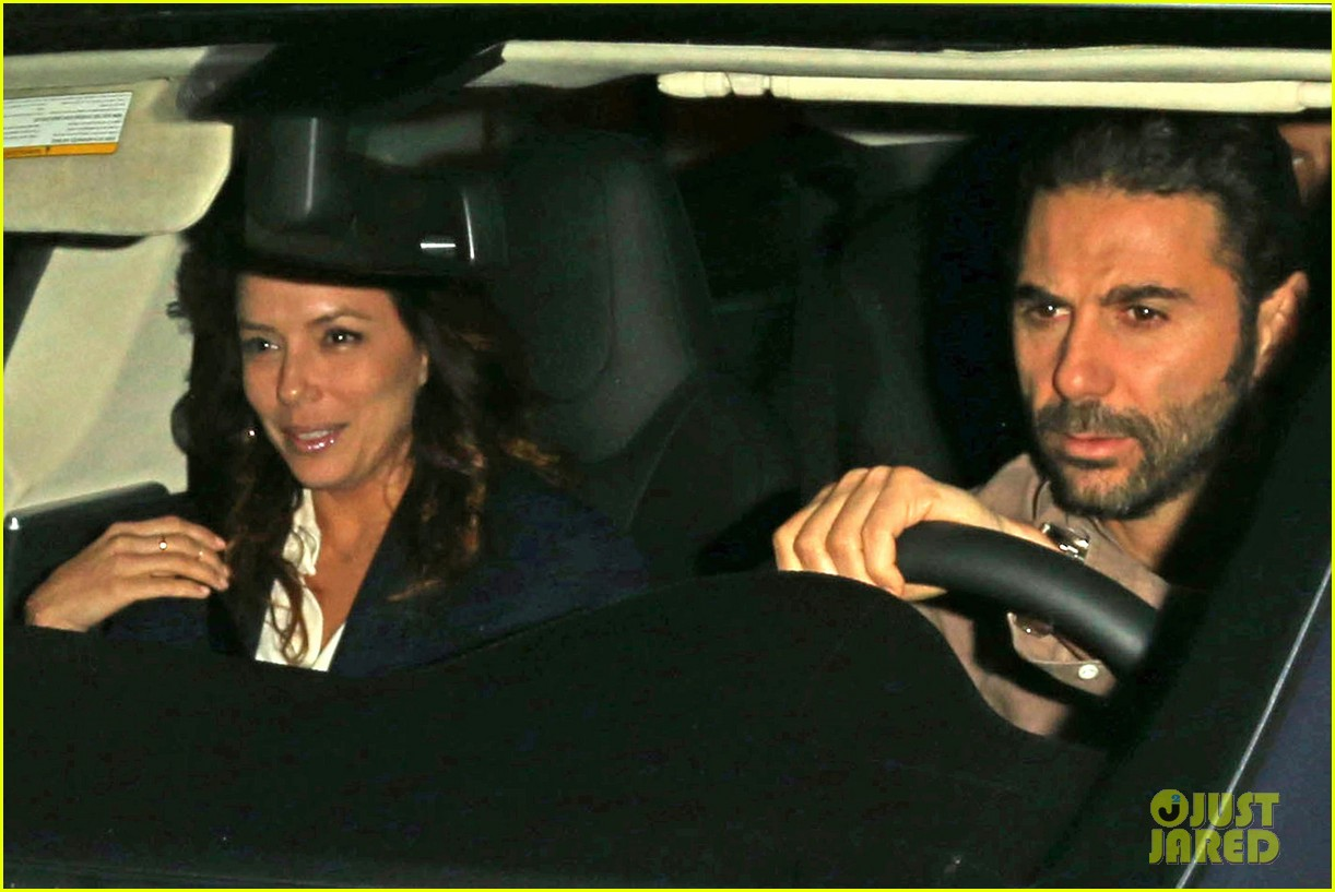 eva longoria nobu date night with jose antonio baston 013018540