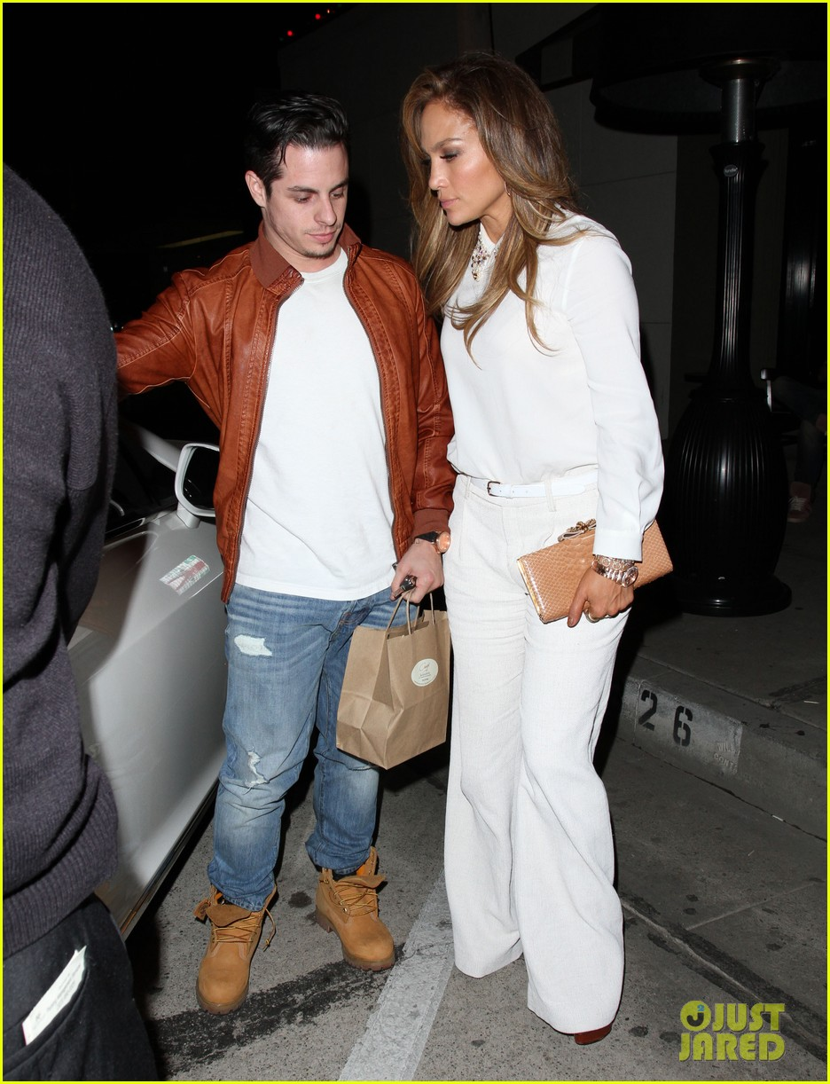 jennifer lopez casper smart craigs dinner date 03