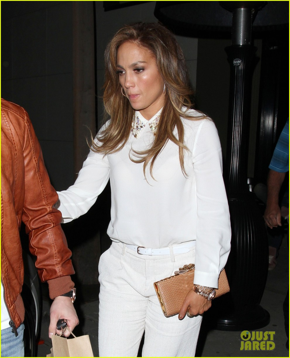 jennifer lopez casper smart craigs dinner date 093014100