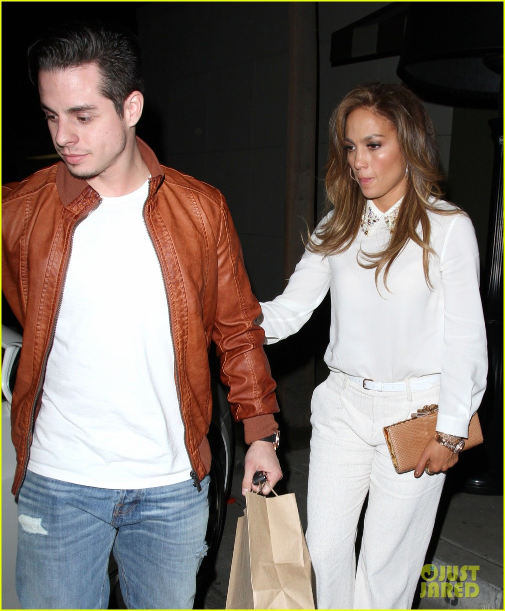 jennifer lopez casper smart craigs dinner date 103014101