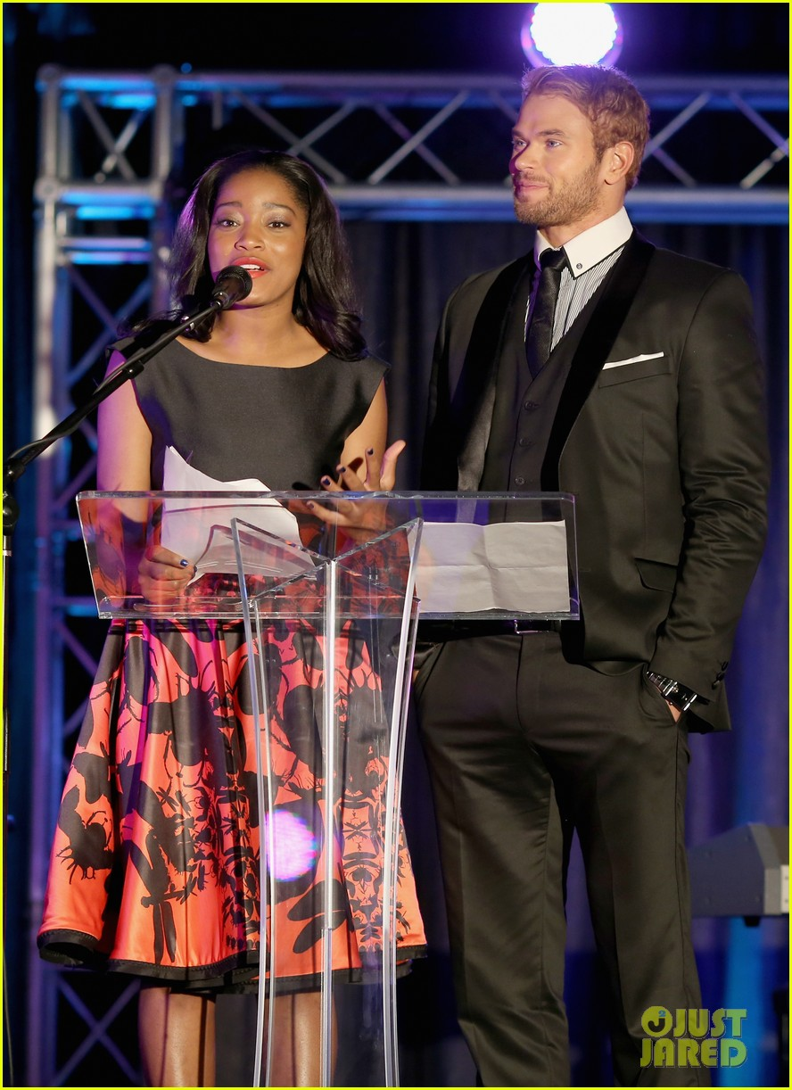 kellan lutz saving innocence gala with keke palmer 153006200